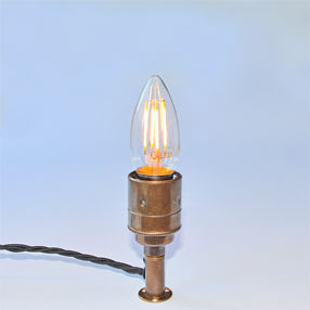Group Photo of Dimmable LED filament ES Candle bulb E14