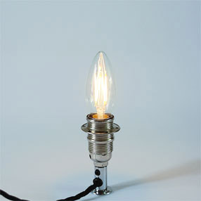 Group Photo of Dimmable LED filament SES Candle bulb E14