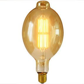 Giant LED long filament GES lamp