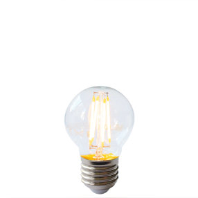 LED mini globe Edison Screw lamp