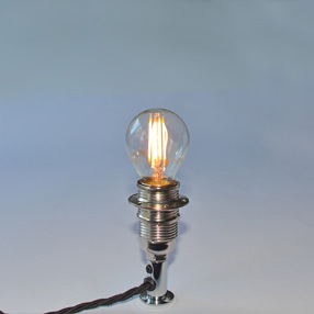 Group Photo of Filament LED Globe lamp bulb