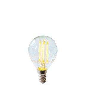 Filament LED Globe lamp bulb