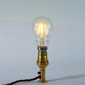Group Photo of Bayonet Cap LED Light Bulb - A60