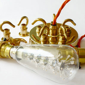 Group Photo of Solid brass lampholder with switch 10mm base entry