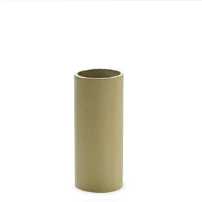 Card candle tube 65mm with no drips