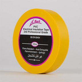 Gold Electrical Insulation Tape