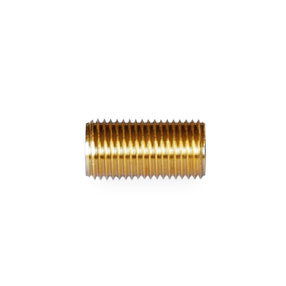 Brass allthread 10mm x 19mm