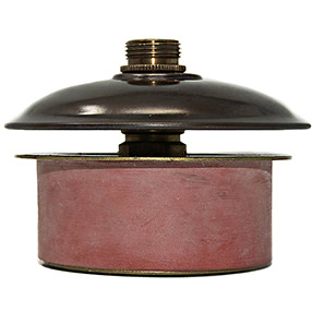 large rubber bung for a table lamp