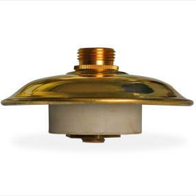 large top plate rubber bung