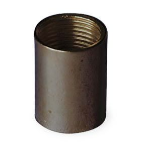 solid metal coupler