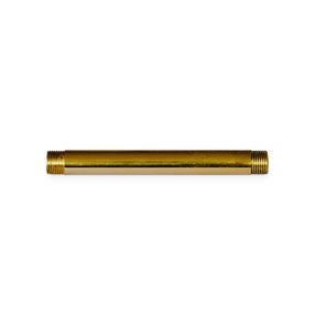 Brass 4 inch hollow tube