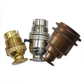 Wooden Table Lamp Kit