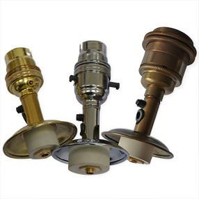 large top side entry lampholder kit