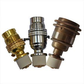 small cap ceramic table lamp kit