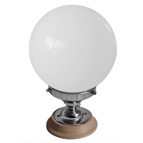 Group Photo of Small White Globe light shade