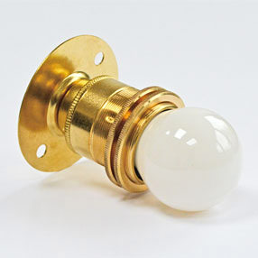 Group Photo of Brass batten Edison Screw bulbholder