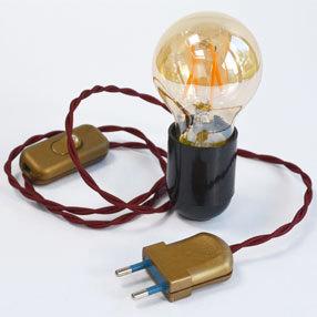 Group Photo of Edison screw un-threaded phenolic lampholder