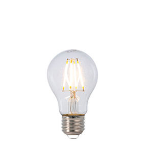 dimmable LED A60 filament light bulb