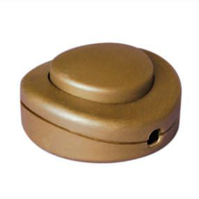 Gold big button foot or floor switch