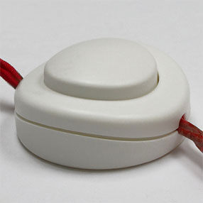 Group Photo of White round step on/off floor switch