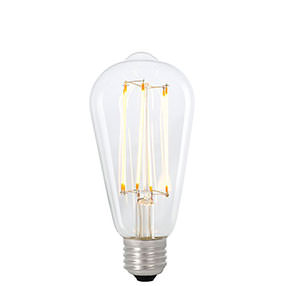 Dimmable LED Vintage Squirrel Cage Style Light Bulb - E27