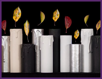 Various Candle Tubes