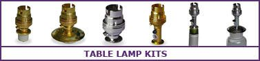Table Lamp Kits