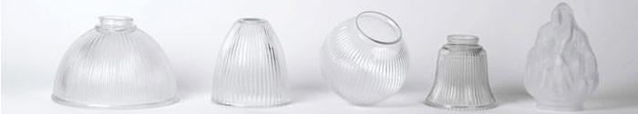 prismatic glass light shades
