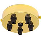 brass multi cord grip ceiling plates