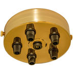 brass multi cord grip ceiling plates