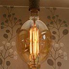 E40 decorative lamp
