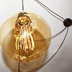 Giant LED light bulb GES