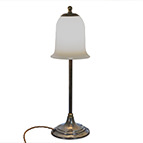 solid brass table lamp base