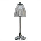chrome table lamp base