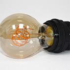 Calex LED Full Glass Flex Filament GLS-lamp