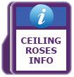Ceiling Roses & Hooks Information