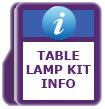 Table Lamp Kit Information