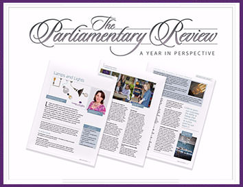 We were included in the Parliamentary Review 2017