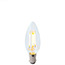Candle LED SBC light bulb