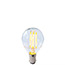 Golf Ball LED filament SBC light bulb