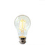 Standard size filament LED BC light bulb