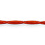Orange 2 core braided light flex 100m