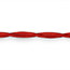 Red 2 core braided light flex 100m