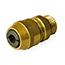 Brass cord grip  ½