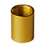 Brass coupler ½