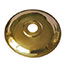 Brass plate with 10mm unthreaded hole