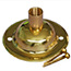 Brass plate with Coupler