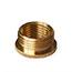 Brass reducer half inch