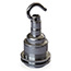 Chrome ES lamp holder with hook