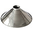 Chrome Coolie Shade